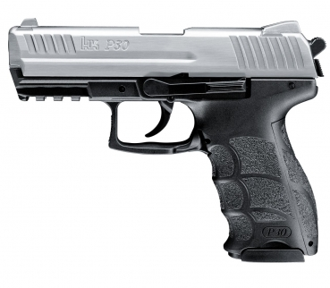 Heckler & Koch P30 Steel Finish SRS